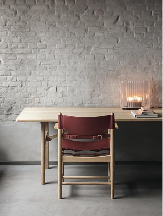 Spanish Chair by Børge Mogensen (1955)