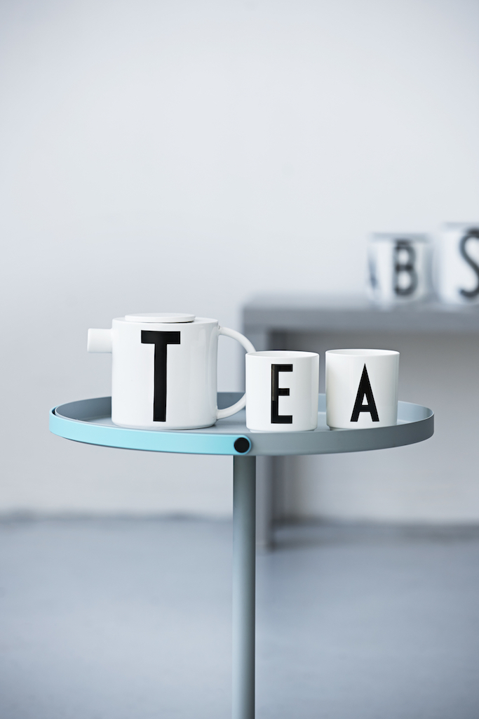 Vintage ABC Collection by Arne Jacobsen for Design Letters