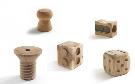 Ecco il nuovo contest di riva 1920 per uno sgabello - Oggetti di design in legno ...