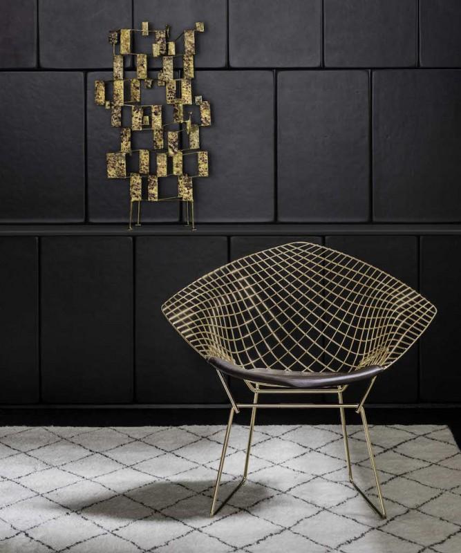 Bertoia chair by Knoll