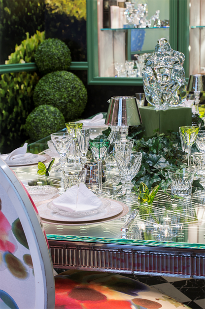 Baccarat: Wedding in Colour