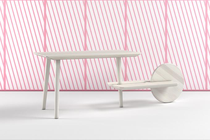 Dot: un tavolo che fonde arte e design