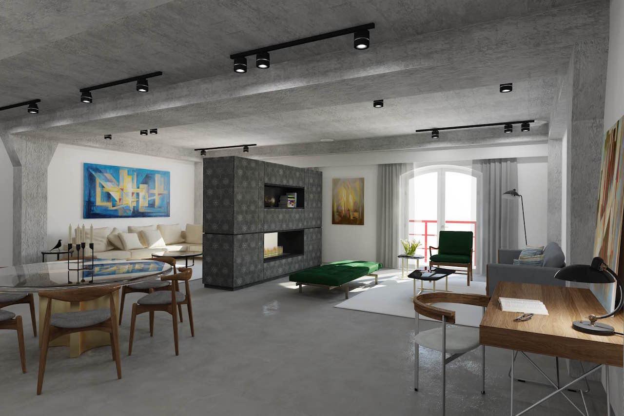 Due loft in vendita nella casa di victoria beckham for Appartamenti a new york manhattan in vendita