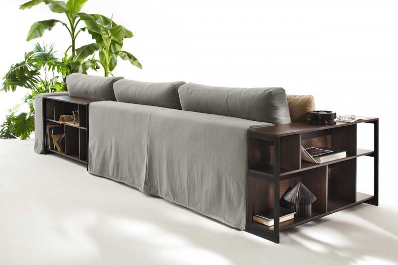 Urban, il divano di design accessoriabile