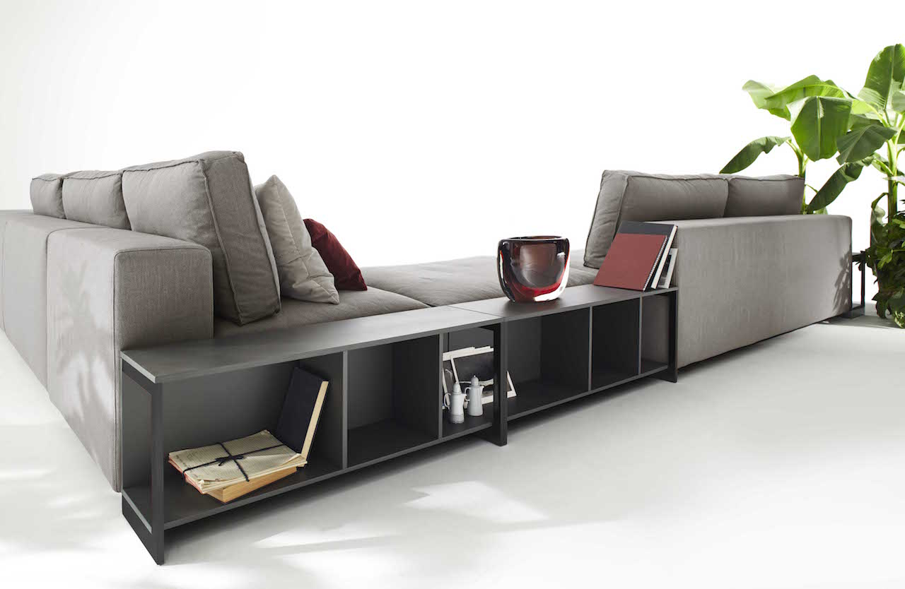 Urban il divano di design che si arreda a seconda dello stile - Divano ecopelle che si spella ...