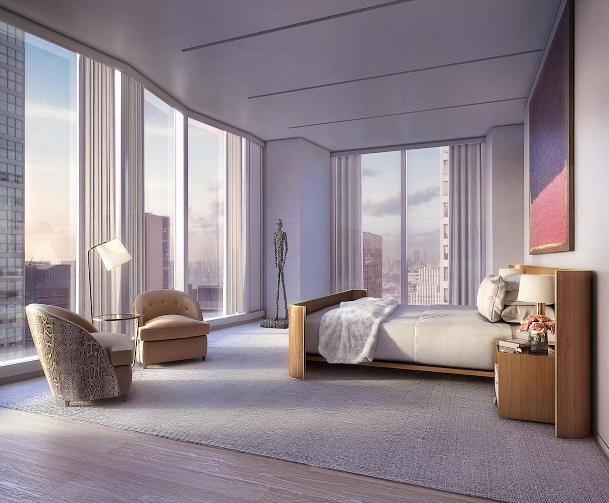 Un attico a New York