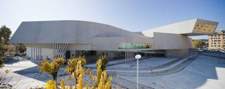 E' morta Zaha Hadid: Museo Maxxi
