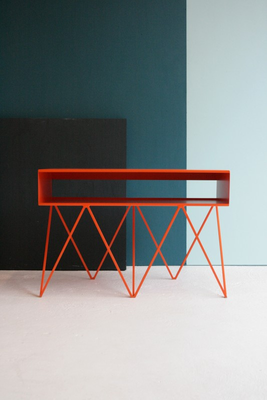 in metallo laccato: &new design collection