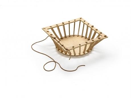 Atanor: cestino Girasole di Tobia Scarpa