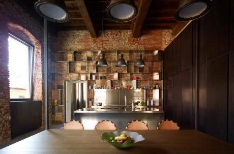 cucine Abimis collezione Atelier