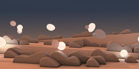Dune, poltrone ispirate alle dune del deserto