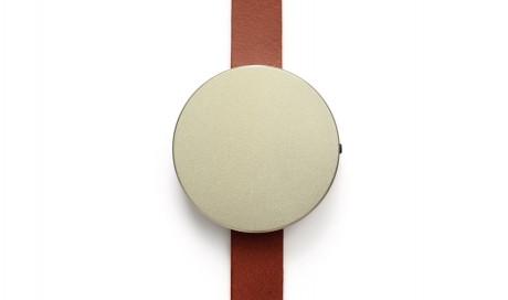 Durr, l'orologio senza quadrante