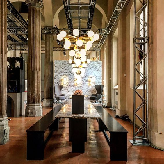 Tom Dixon: The-Restaurant a Milano
