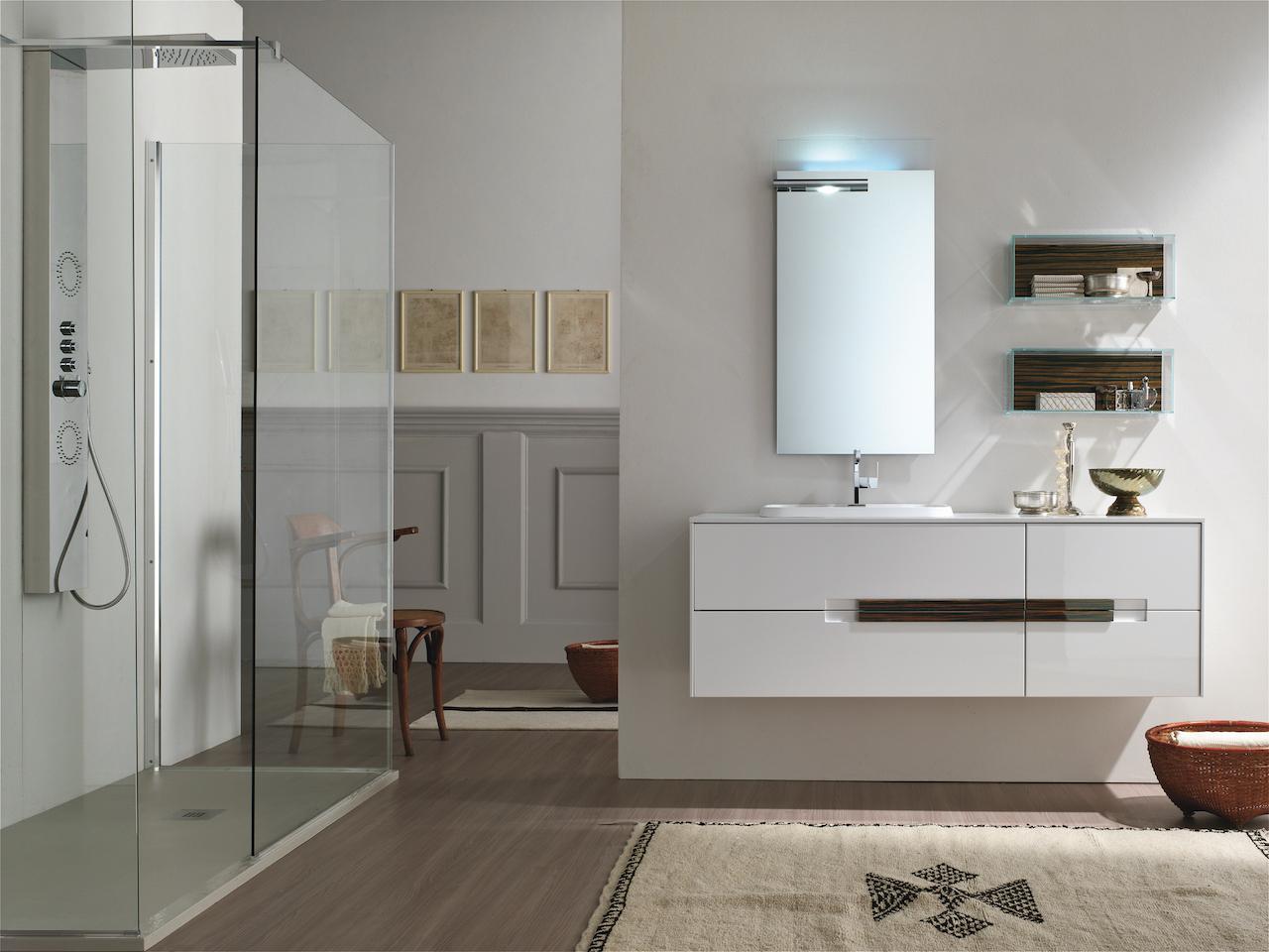 Nuovi stili per l arredo bagno - Costruire mobile bagno ...