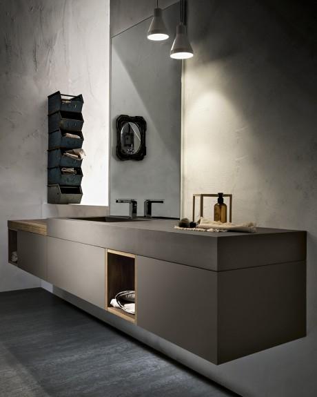 Mobili da bagno della collezione Play di Cerasa