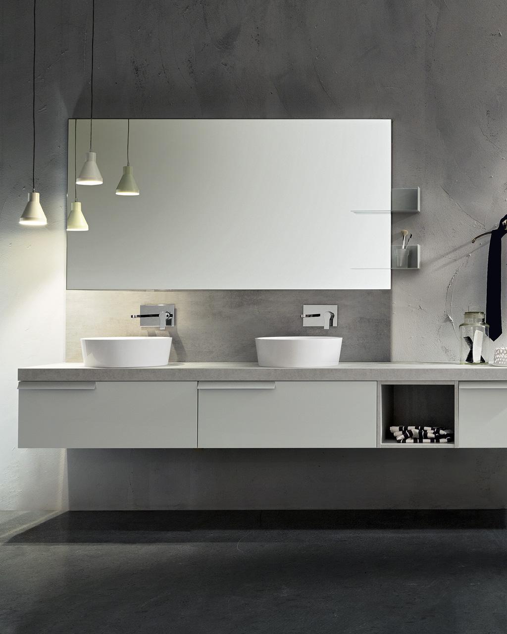 Play by cerasa eclettismo e versatilit nella sala da bagno for Design bagno 2016