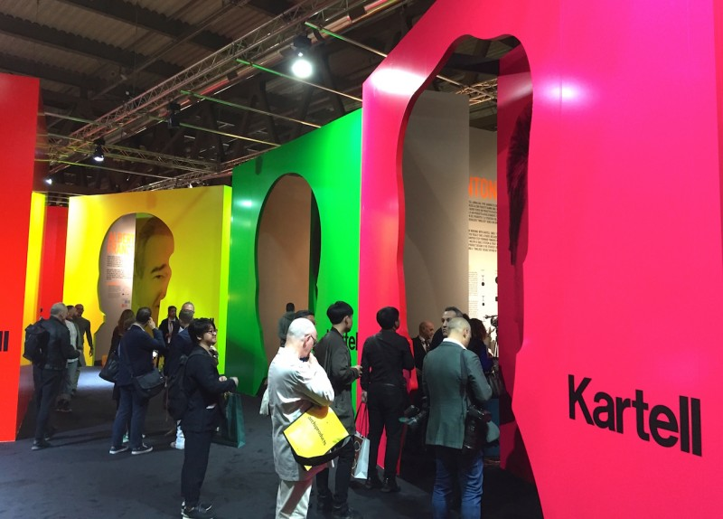 Salone del Mobile 2016 di Milano