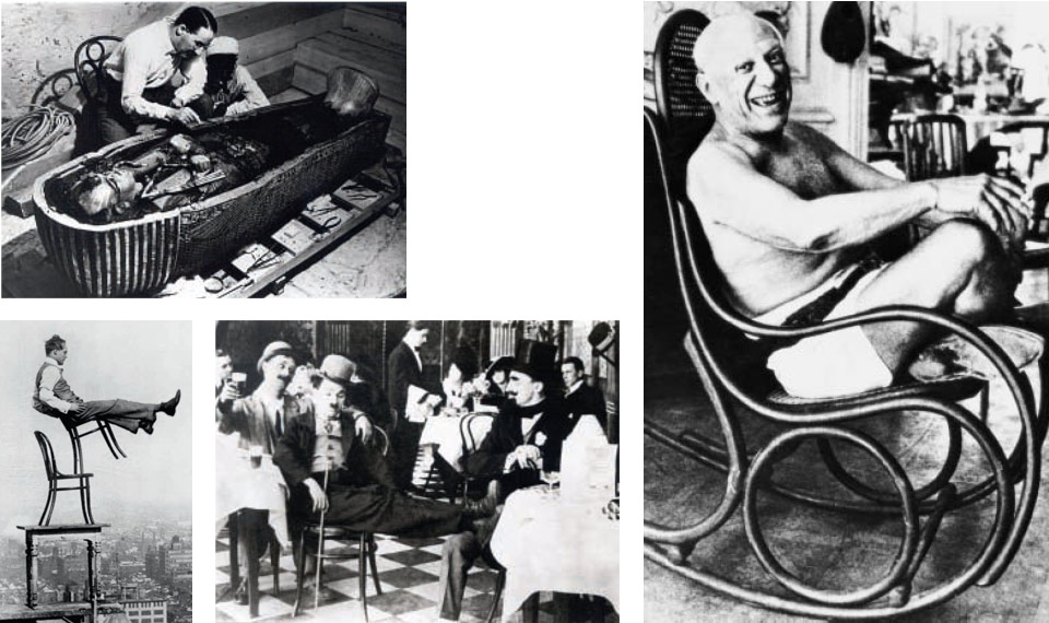 Thonet: L'azienda che ha inventato il design moderno