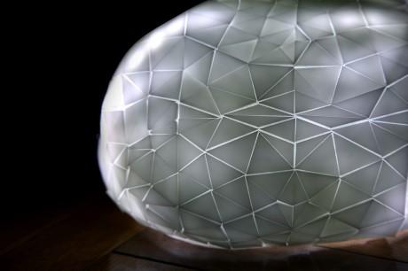 La lampada Nuvola di Malika Novi