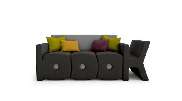 Il divano Book