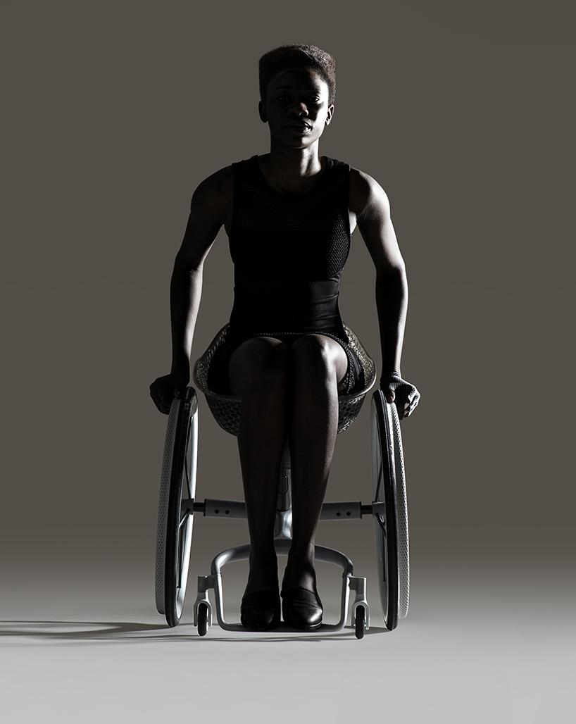 La prima sedia a rotelle di design stampata in 3d for Sedia design 2016