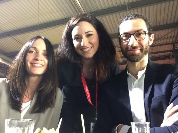 Gamfratesi con la nostra Chiara Gattuso