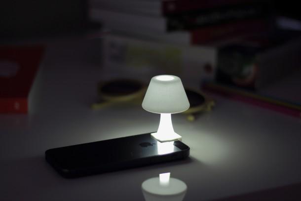 la lampada per iPhone e