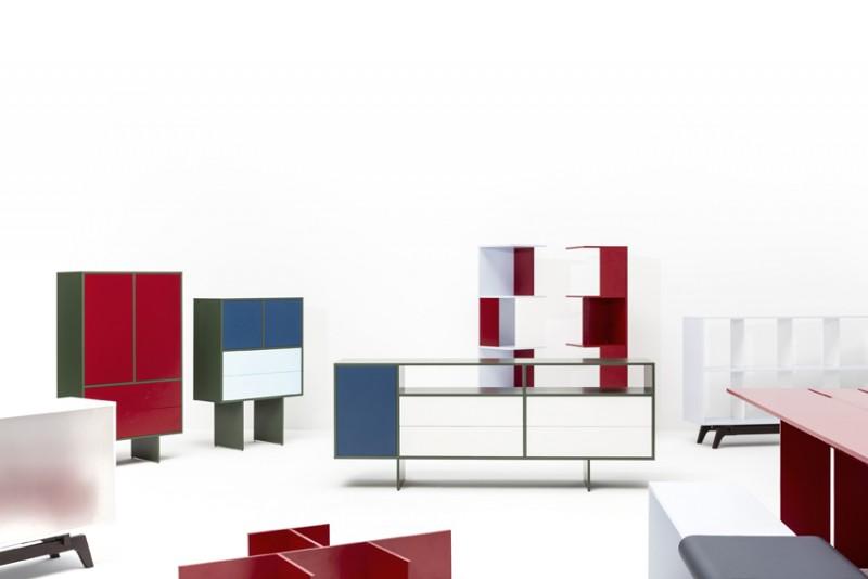 Segno: Baleri Italia by Hub Design