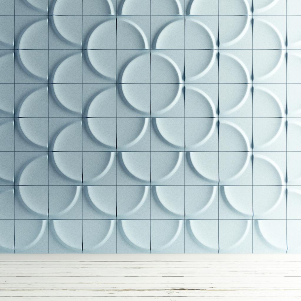 I colorati pannelli fonoassorbenti di bla station - Quadri fonoassorbenti decorativi ...