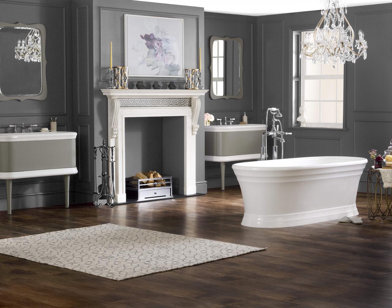 Le iconiche vasche da bagno di victoria albert - Vasche da bagno di lusso ...
