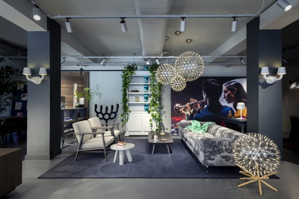 showroom Moooi London
