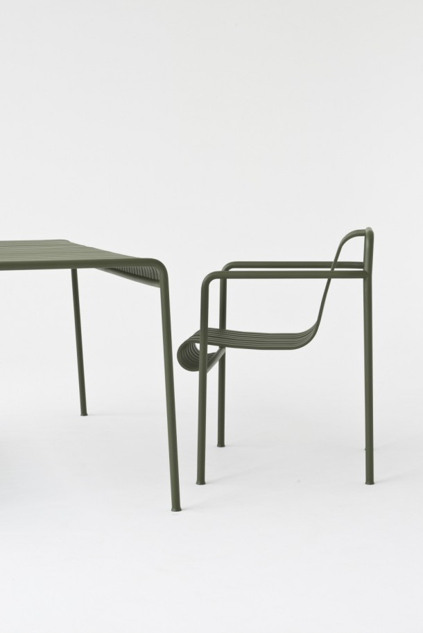 Palissade by Ronan & Erwan Bouroullec for Hay