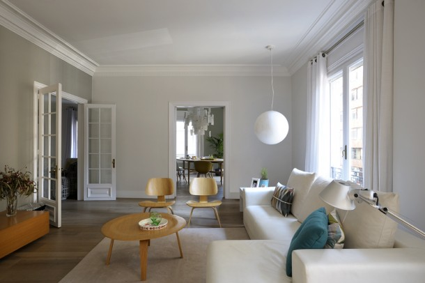Interior design a Barcellona