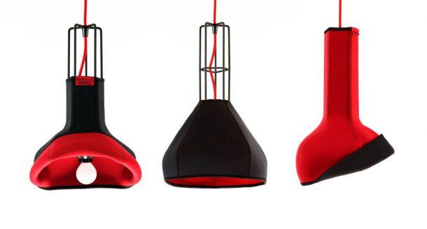 lampada reversibile di Creativeans