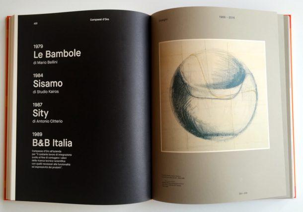 La lunga vita del design in Italia - B&B Italia: 50 anni anni e oltre. Skira.