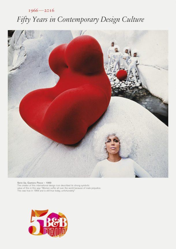 La lunga vita del design in italia b b italia 50 anni e for Piero ambrogio busnelli