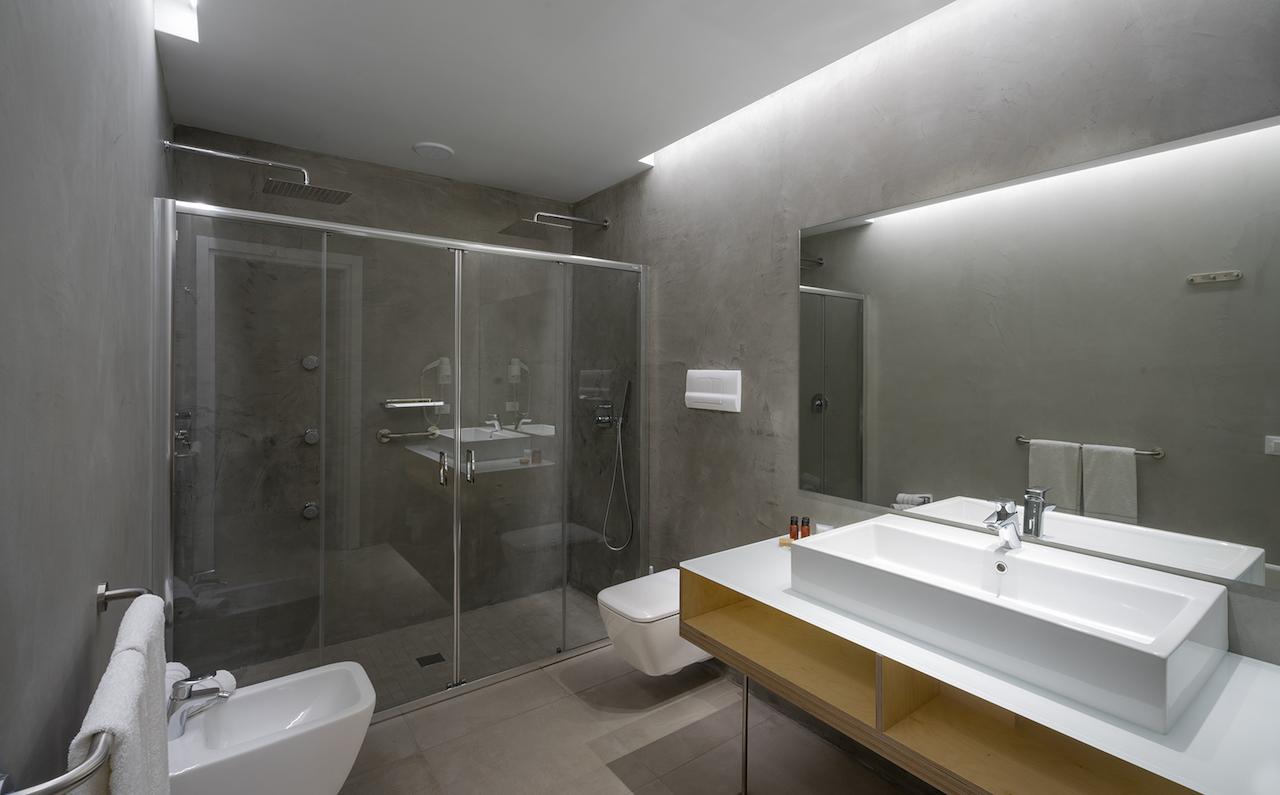 Cave Bianche di Favignana, un hotel sostenibile dentro una cava