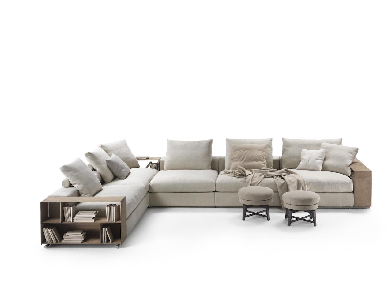 Il divano groundpiece di flexform compie 15 anni - Il porno divano ...