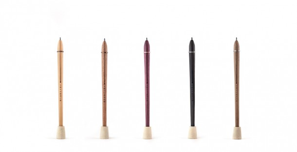 Sostanza, né matita né portamene