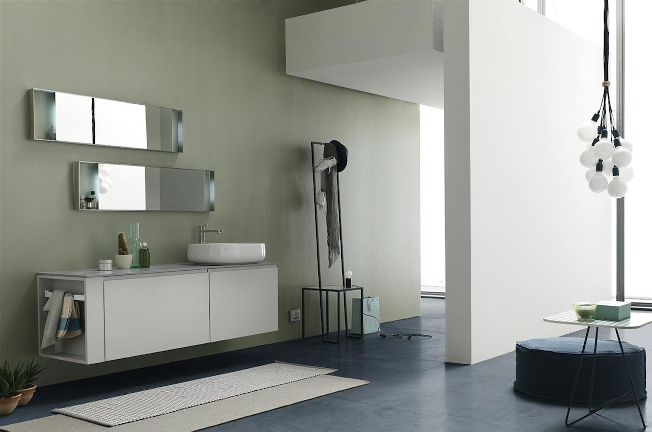 SOUL: l'anima del design nella sala da bagno
