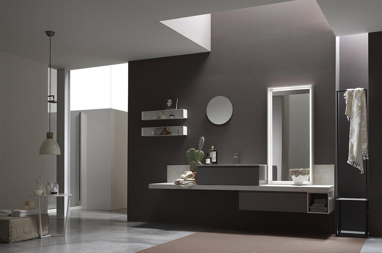 Soul l anima del design nella sala da bagno for Sala da bagno design