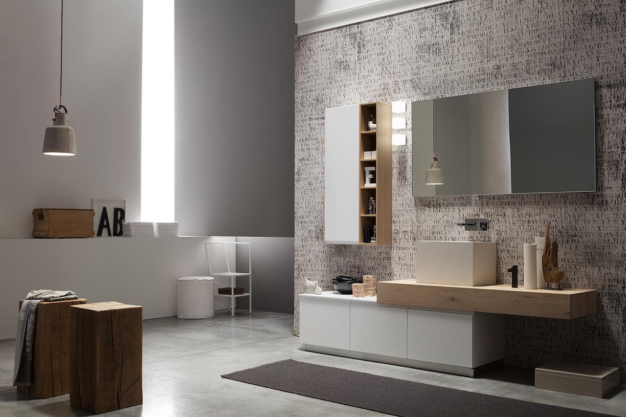 Sala Da Bagno Pianta : Soul l anima del design nella sala da bagno