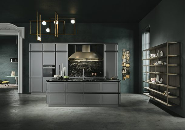 Cucina GFrame. Massimo Iosa Ghini per Snaidero