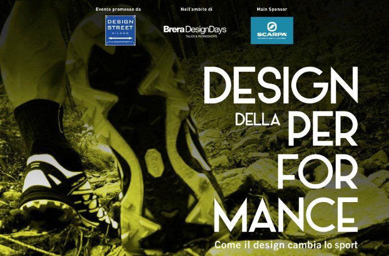 il design della performance by design street.it