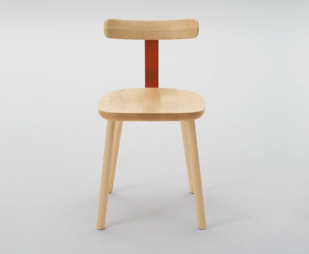 T-chair: Jasper Morrison for Maruni