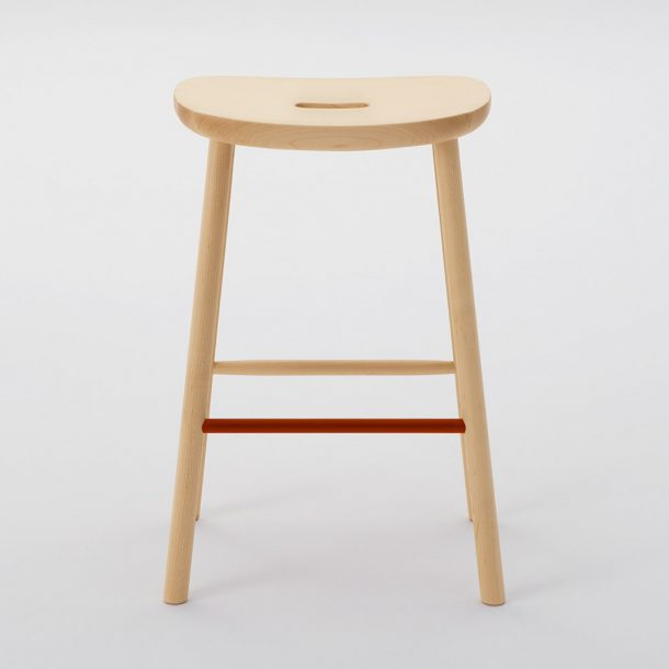 O-Stool: Jasper Morrison for Maruni