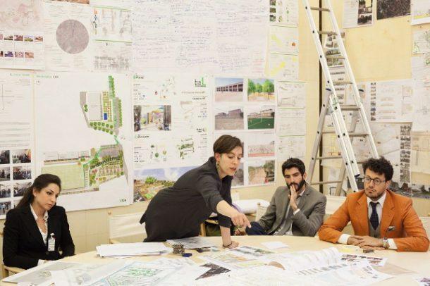 G124, le periferie secondo Renzo Piano
