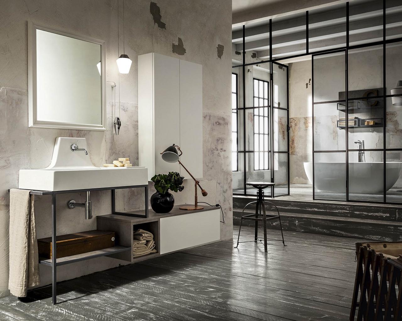 Il total look oltre i confini della stanza da bagno for Bagni di design 2016