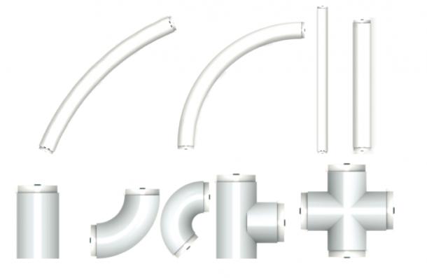 Alphabet of Light. L'alfabeto secondo Artemide