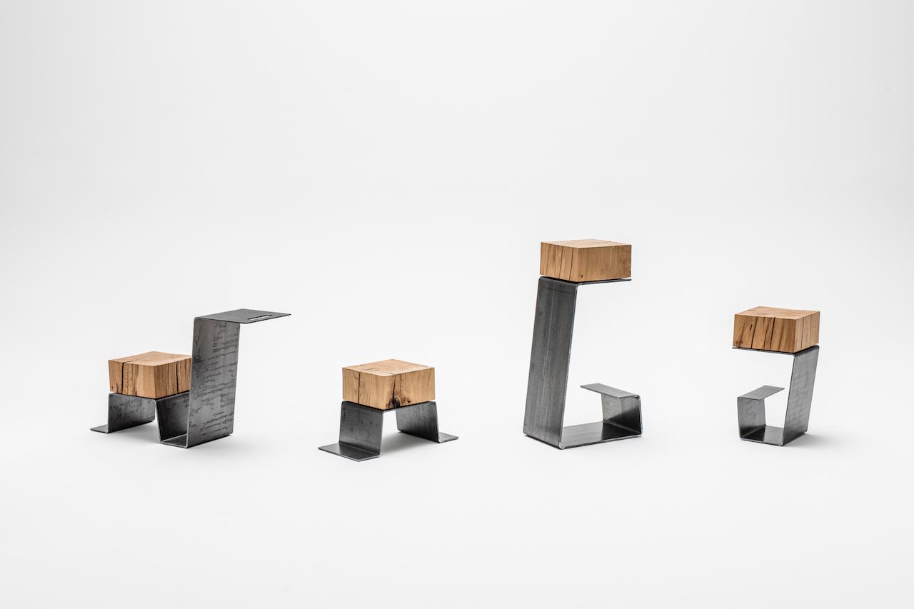 Line una linea di arredi dal design minimale for Architecture minimale